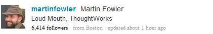MartinFowler
